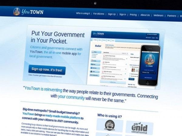 Custom iPhone app development by Redwerk: e-government solution for DotGov