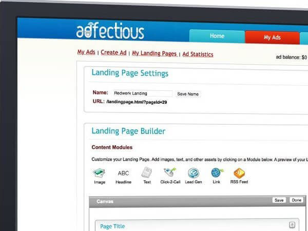 Check our IT outsourcing case study: Adfectious