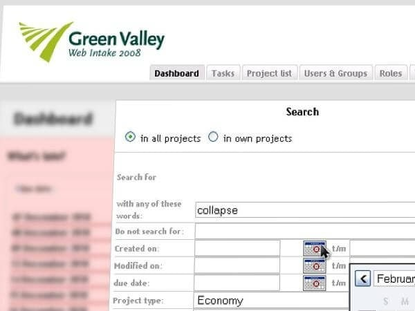 Green Valley BV in partnership with Redwerk developed e-government solution