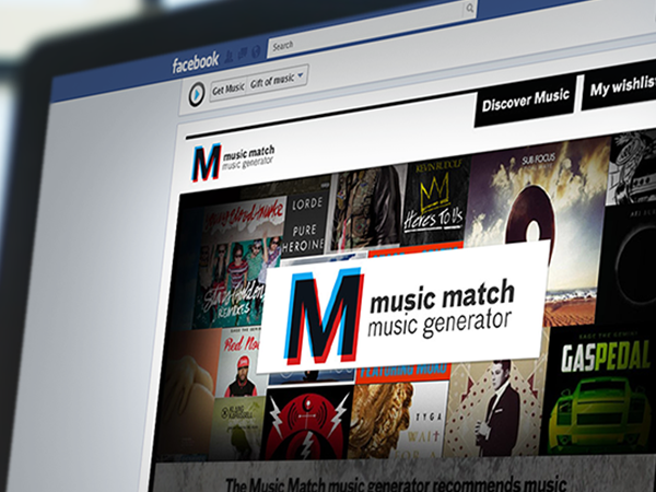 .NET development by Redwerk for Universal Music Group: Updating a Facebook app