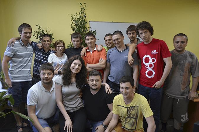 Redwerk team
