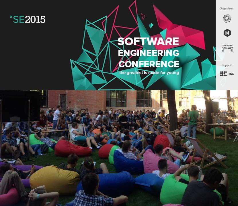 Redwerk at Software Engeneering 2015