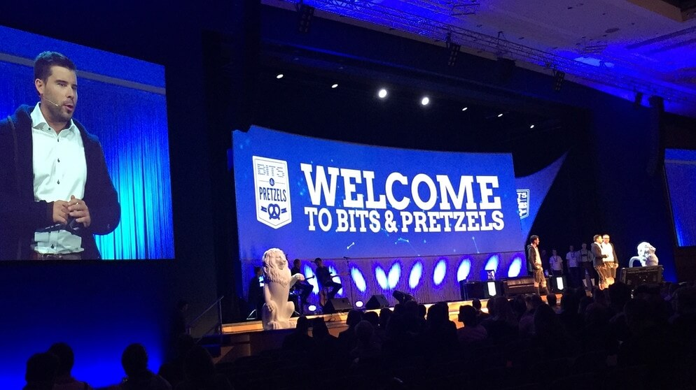 Bits & Pretzels Conference 2015 in Munich