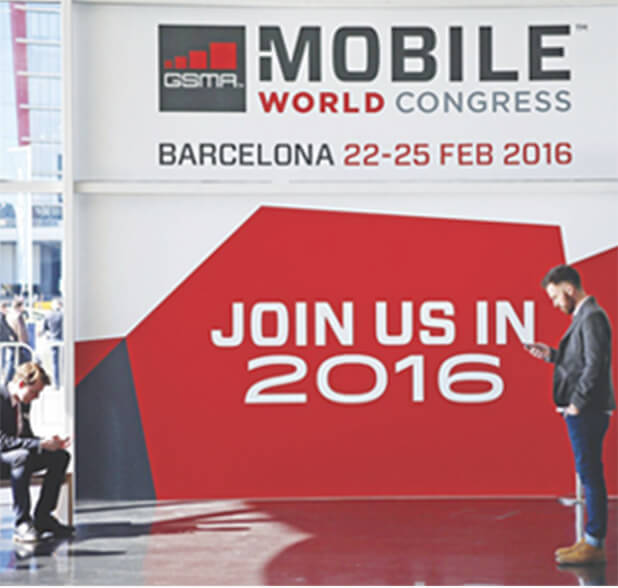 Mobile World Congress in Top tech events 2016 guide by Redwerk
