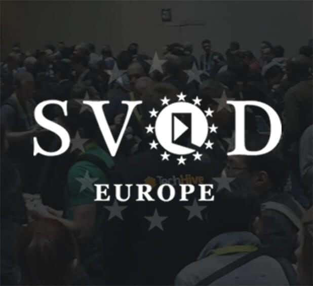 SVOD Europe in Top tech events 2016 guide by Redwerk