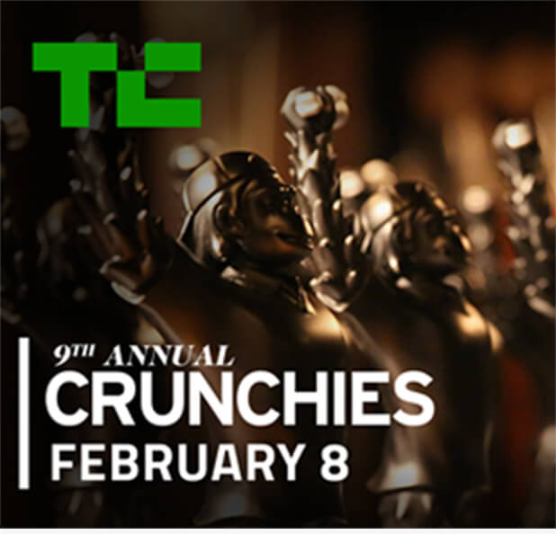 9th Annual Crunchies Awards in Top tech events 2016 guide by Redwerk