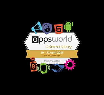 Apps World Germany in Top tech events 2016, Q2 - guide by Redwerk