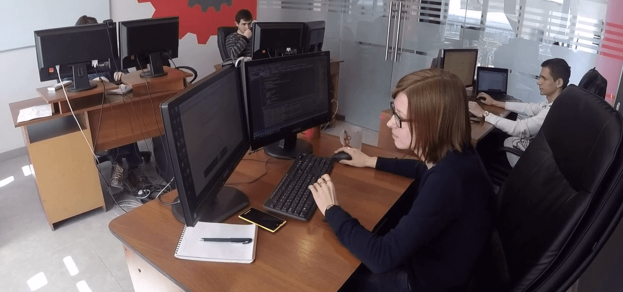 Software developers Ukraine