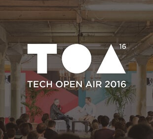 Tech Open Air in Top tech events 2016, Q3 - guide by Redwerk
