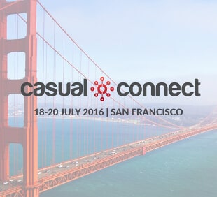Casual Connect in Top tech events 2016, Q3 - guide by Redwerk