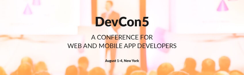 DevCon5 in Top tech events 2016, Q3 - guide by Redwerk