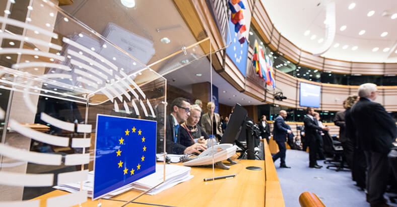Redwerk in e-government software development for European Parliament