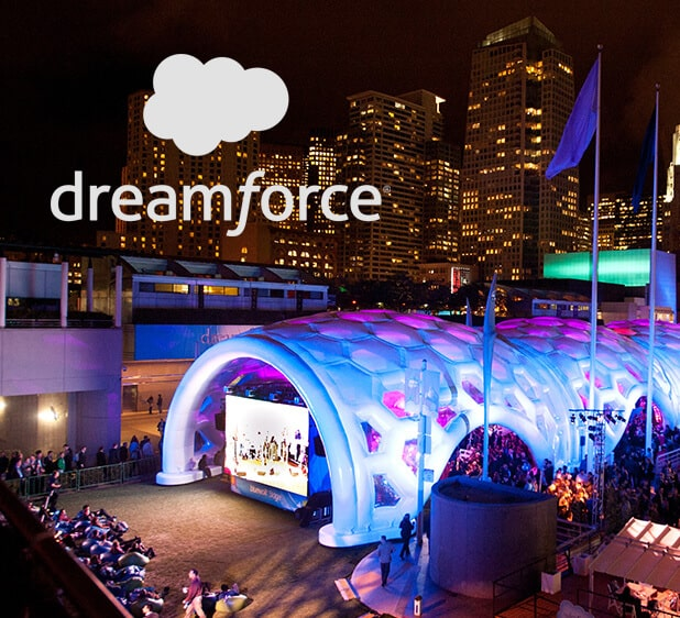 Dreamforce in Top tech events 2016, Q4 - guide by Redwerk
