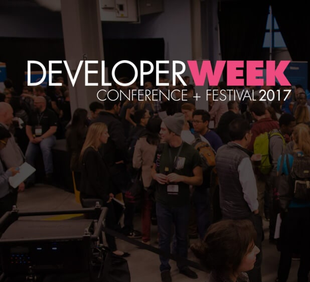 Developer Week in Top tech events 2017, Q1 - guide by Redwerk
