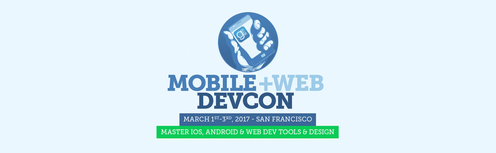Mobile+Web DevCon in Top tech events 2017, Q1 - guide by Redwerk