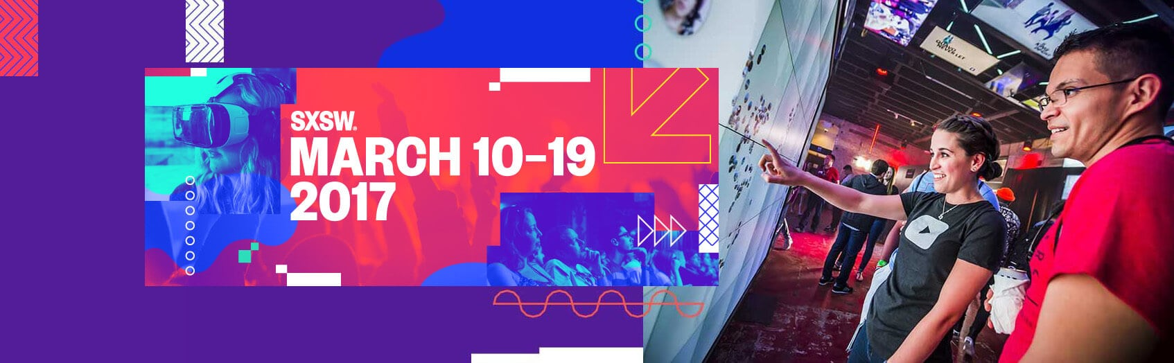 SXSW in Top tech events 2017, Q1 - guide by Redwerk