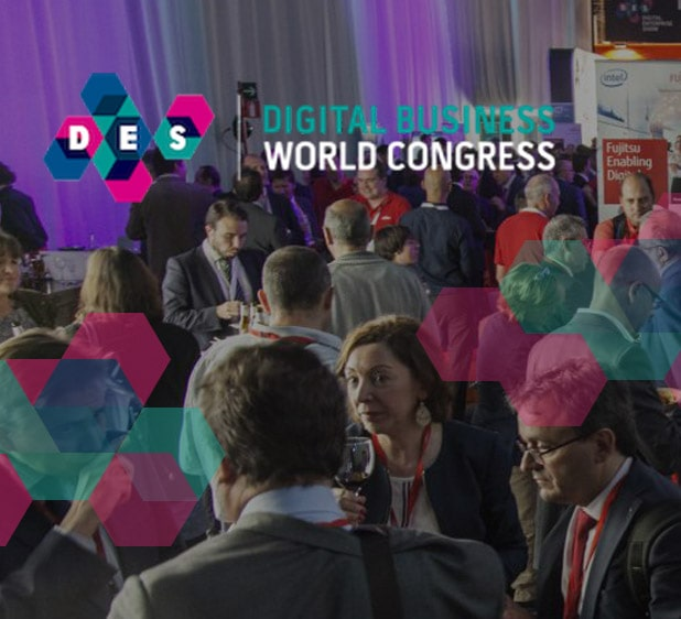 Digital Business World Congress in Top tech events 2017, Q2 - guide by Redwerk