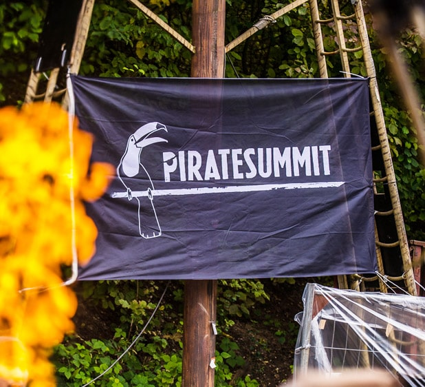 Pirate Summit in Top tech events 2017, Q3 - guide by Redwerk