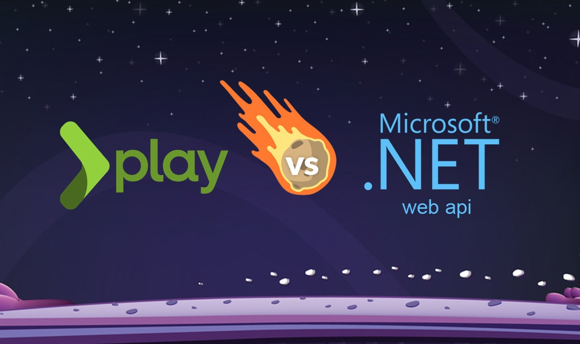 Web framework comparison - Scala Play vs ASP.NET Web API Framework