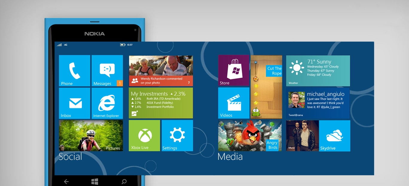 Windows 8 Mobile Application Development / Redwerk company