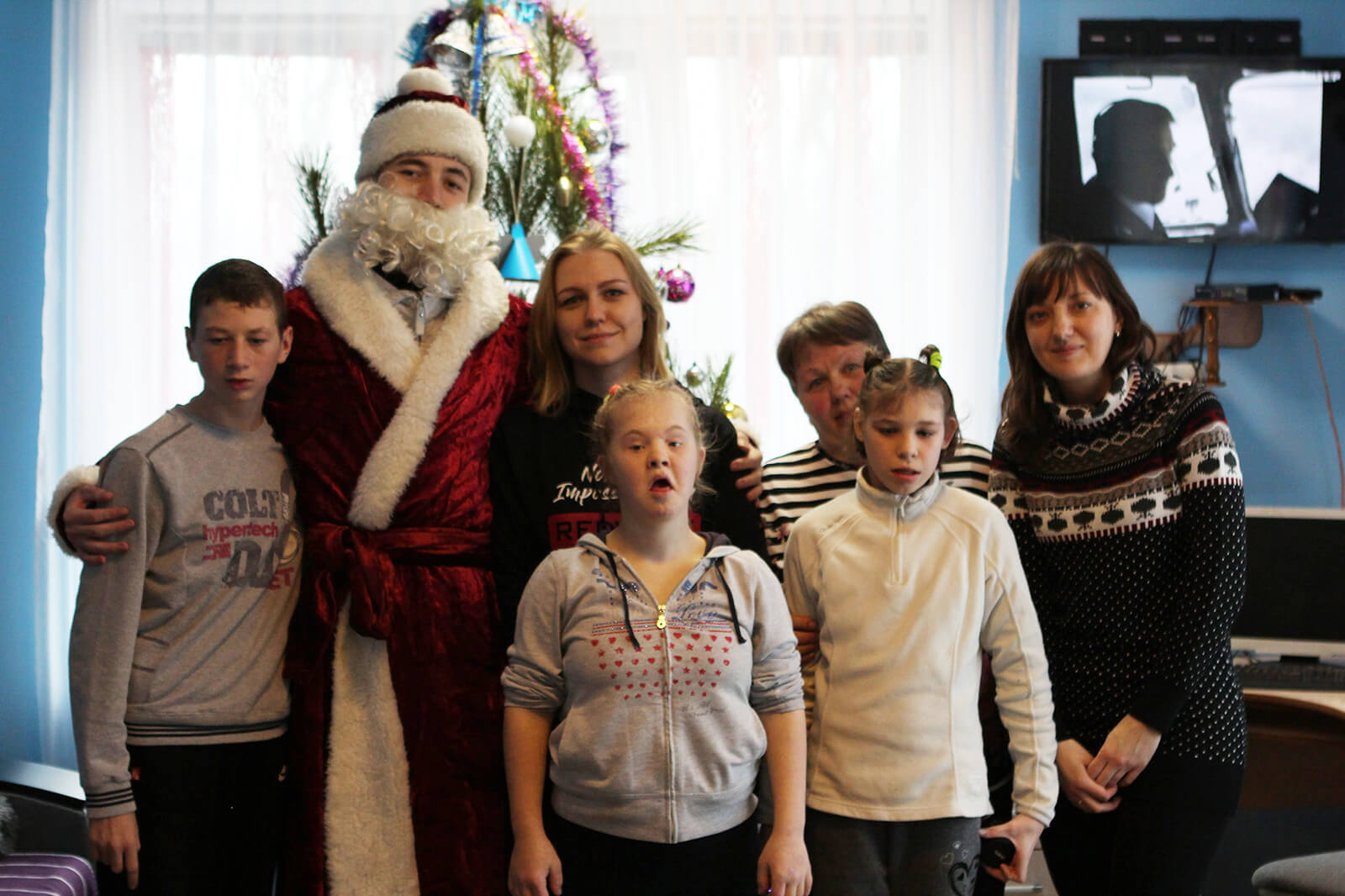 Brightening Christmas for kids: Redwerk team visited children in foster families, photo 9