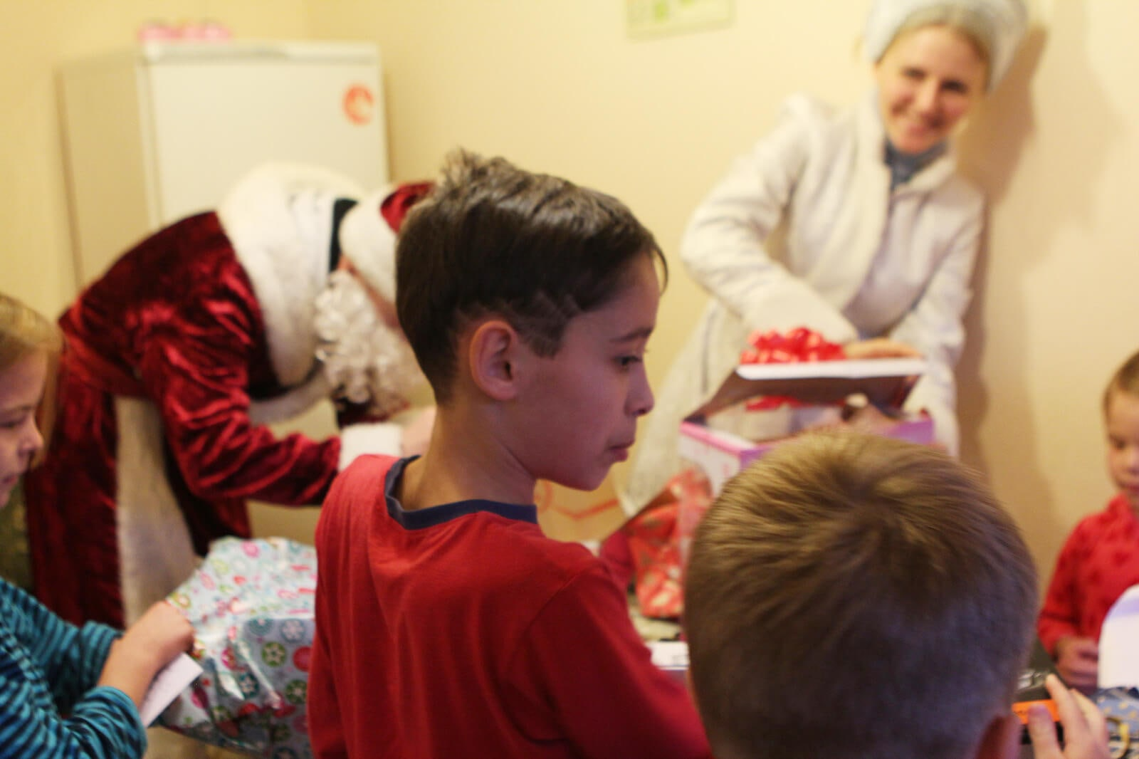 Brightening Christmas for kids: Redwerk team visited children in foster families, photo 10