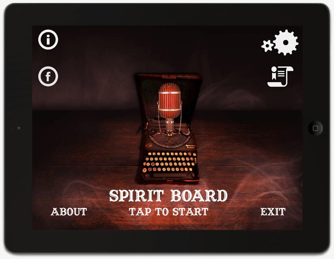 Spirit board app / Software development company Redwerk