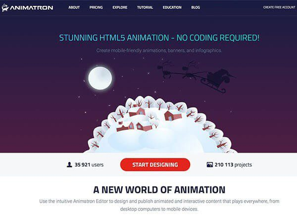 IT outsourcing case study - Animatron / Redwerk company
