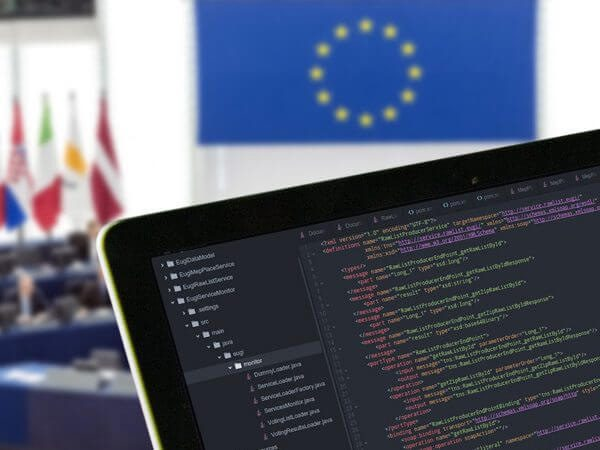 Upgrade of EUREL EUGI platform for voting in European Parliament - outsource software development company Redwerk