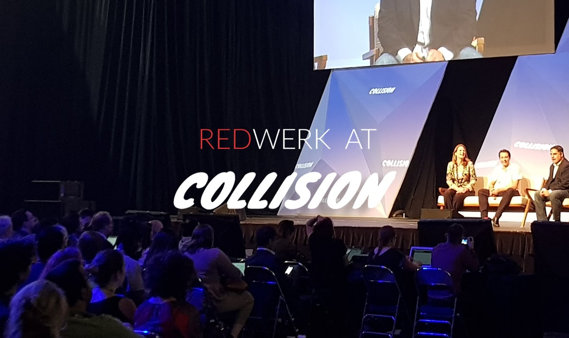 Redwerk at Collision Conference 2018