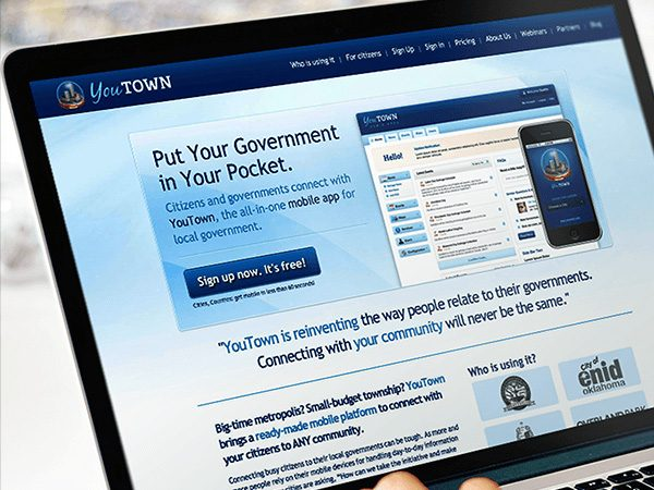 Software development by Redwerk: local government software application solution for DotGov