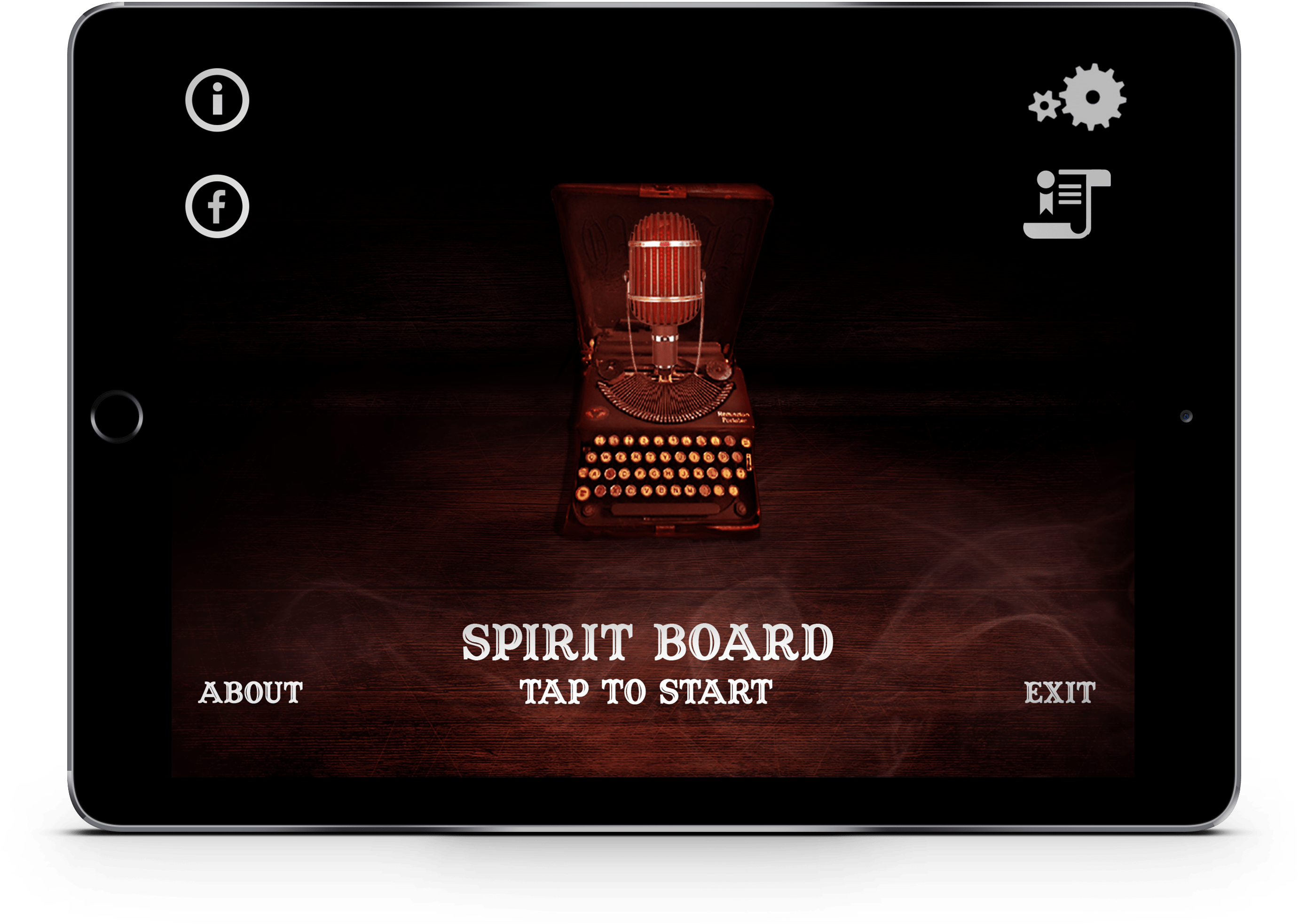 Spirit board app / Software development company Redwerk
