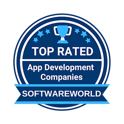 Software development outsource company Redwerk in Top rated app development companies on Softwareworld