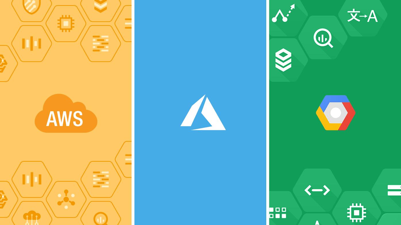 AWS vs Azure vs Google – Cloud Comparison