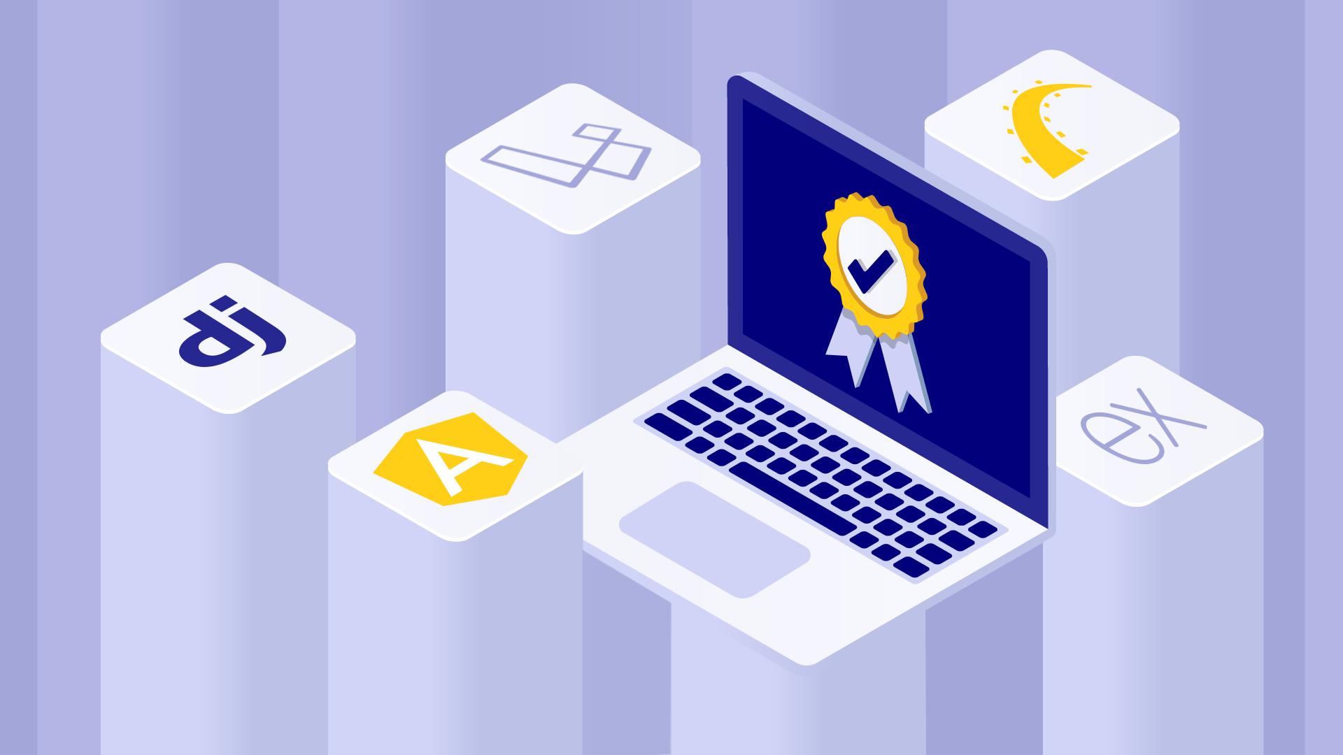 Best Web Development Frameworks of 2019