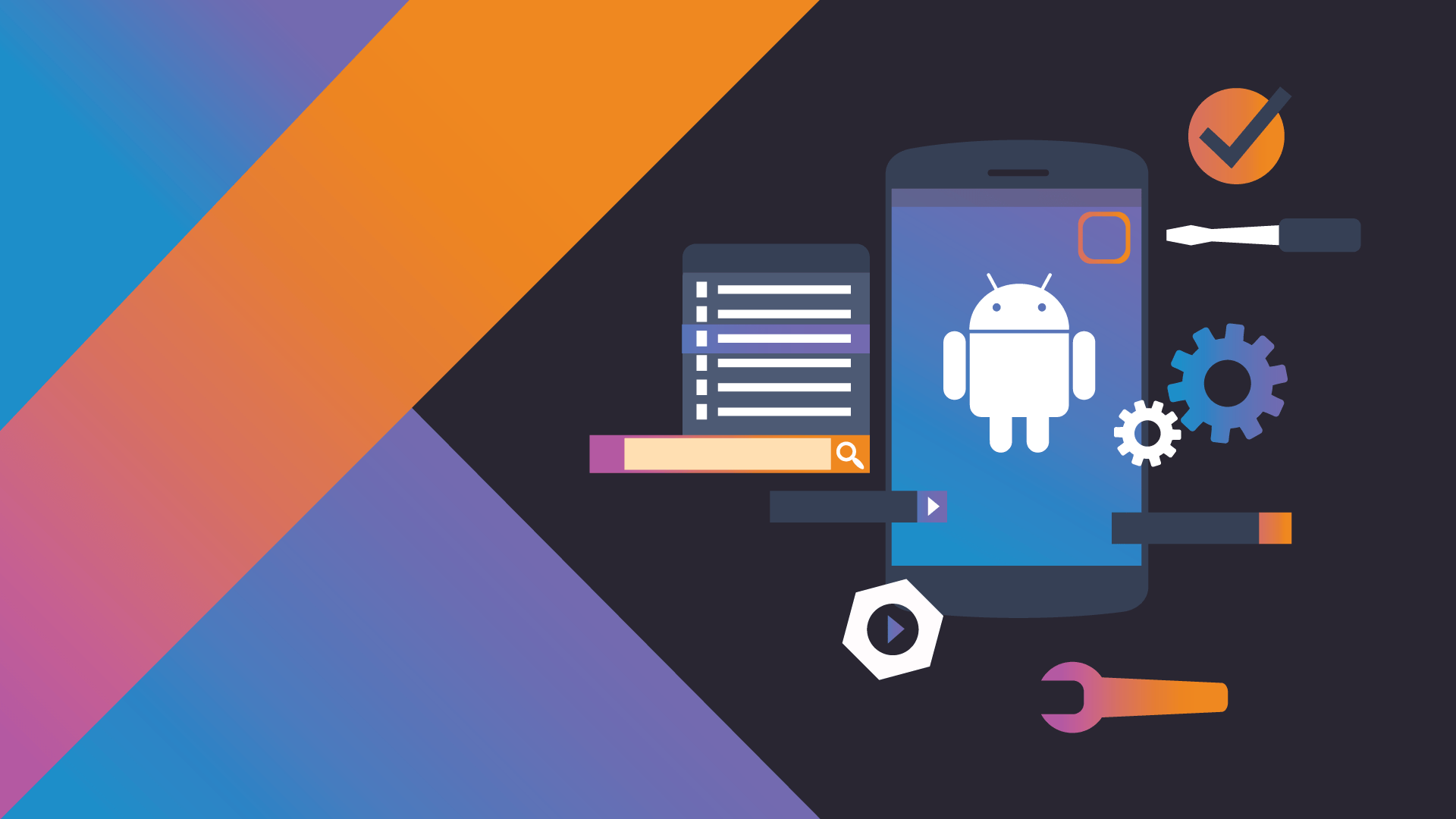 Kotlin powered Android app: MVVM, Koin and Coroutines