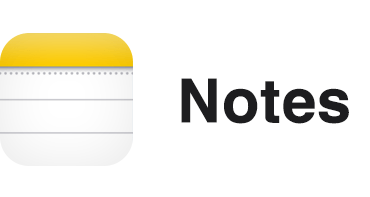 Apple's Notes and Reminders
