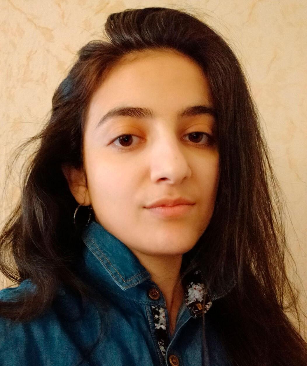 Karine, Frontend Developer at Redwerk