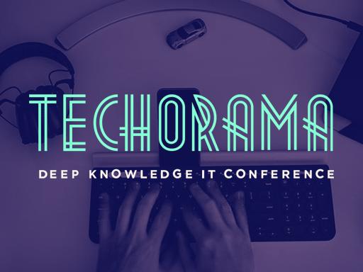 Technorama, May 17 - 19, Netherlands/Belgium, virtual