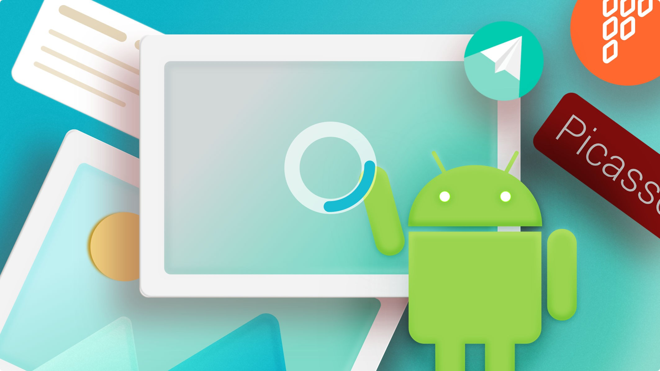 Animations in Android Image Loaders: Comparison of Picasso, Glide, and Fresco