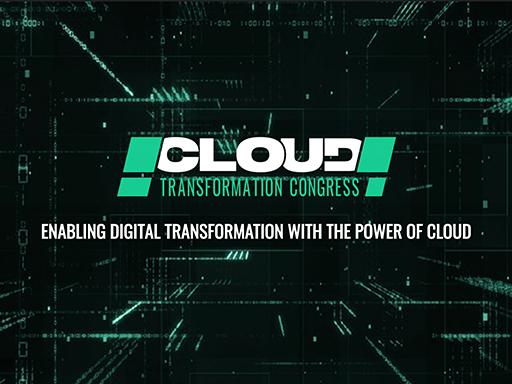 Cloud Transformation Congress, July 13, virtual