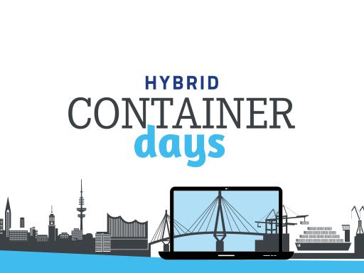 ContainerDays, September 21-23, Hamburg, Germany, hybrid