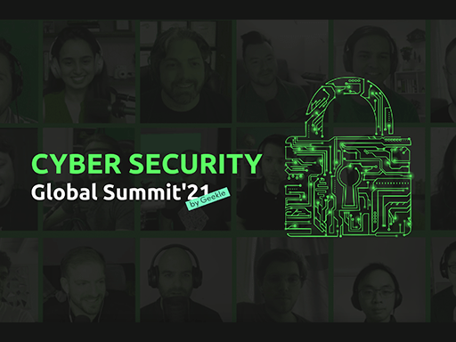 ECyber Security Global Summit, July 27-28, virtual