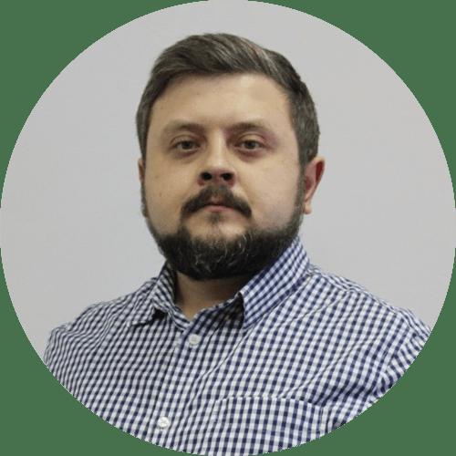 Dmitry, .NET Developer & Team Lead