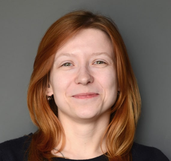 Shares Olga, Microsoft Certified Azure Developer Associate