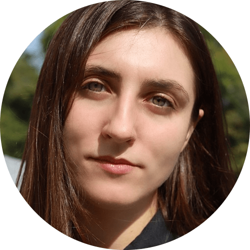 Olya, Project Coordinator