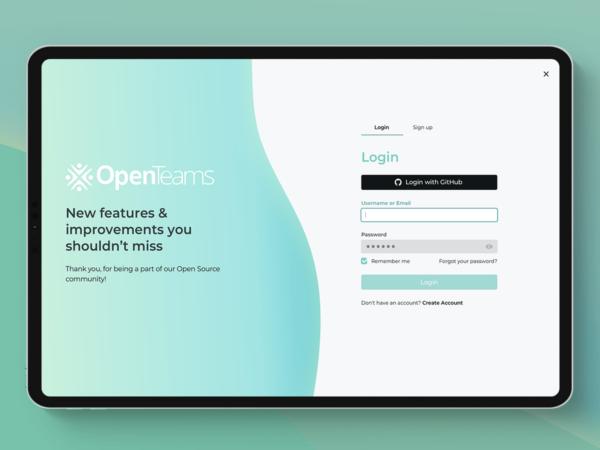 OpenTeams